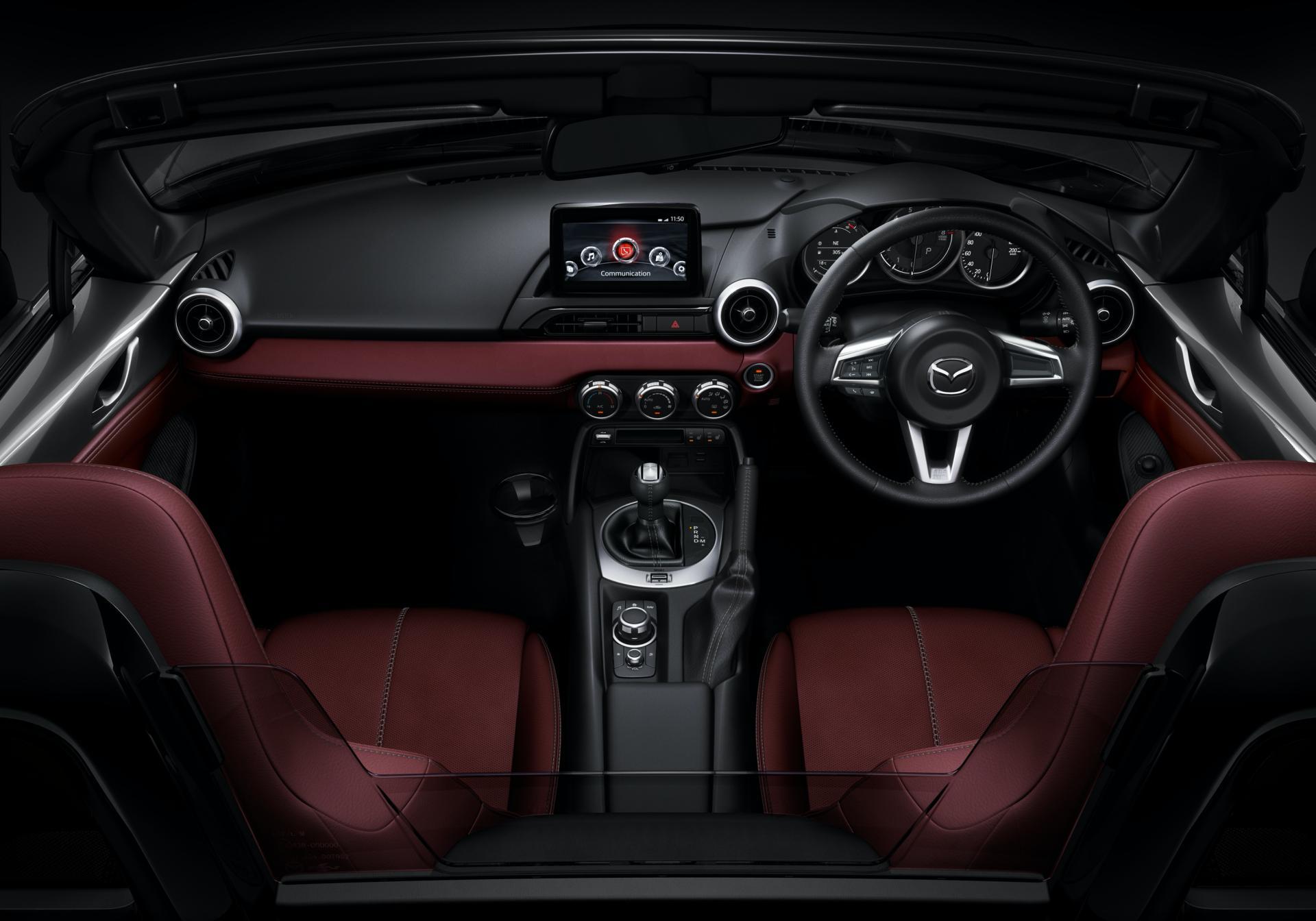 Mazda MX-5 bản nâng cấp 2020 - 14