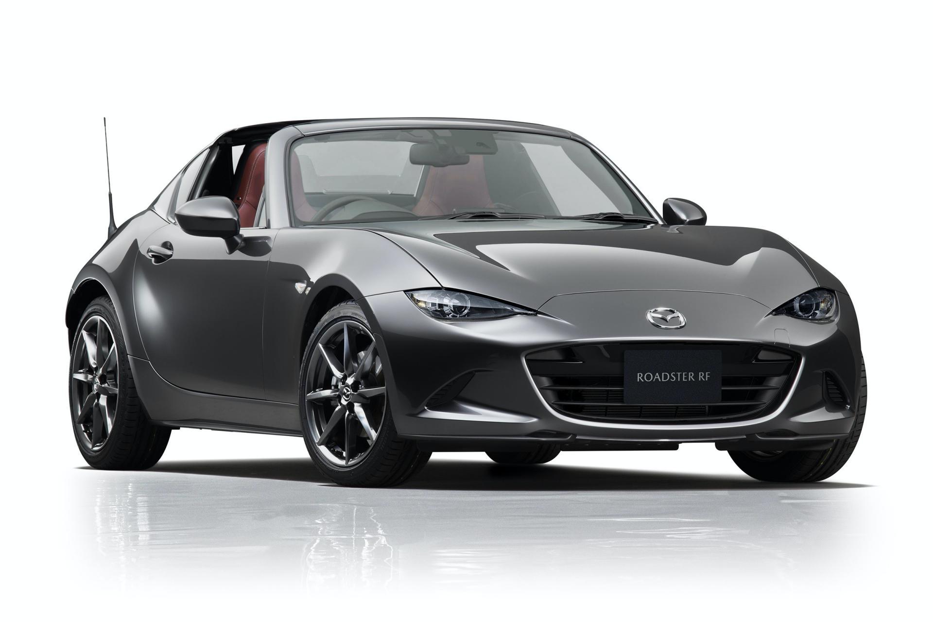 Mazda MX-5 bản nâng cấp 2020 - 3