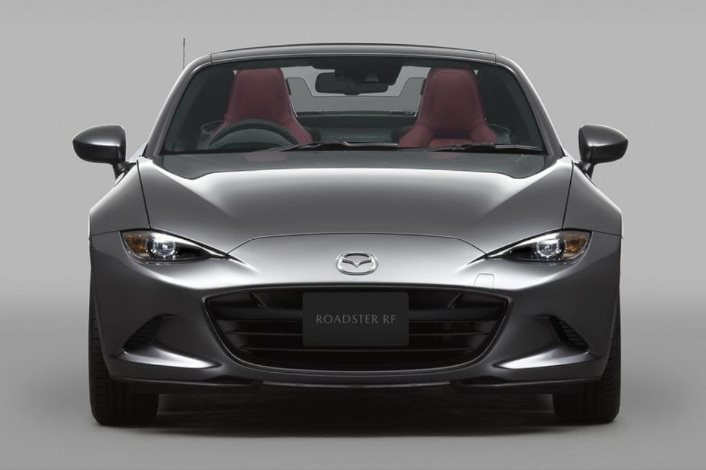 Mazda MX-5 bản nâng cấp 2020 - 8