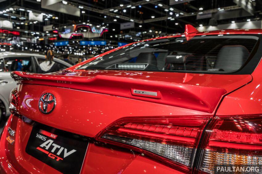 Toyota Vios (Yaris Ativ) máy 1.2L VVT-iE mới ra mắt tại Thái Lan - 10