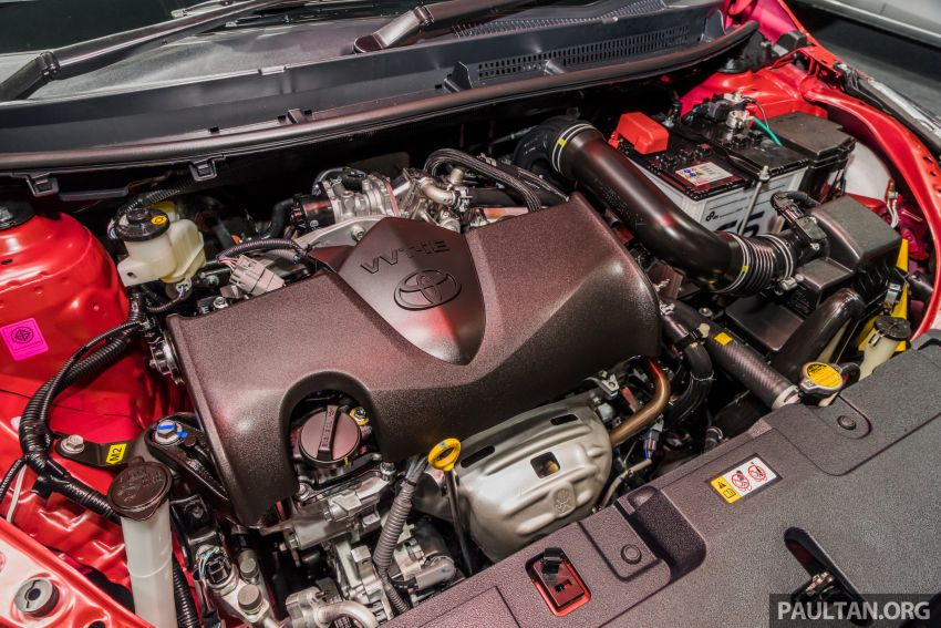 Toyota Vios (Yaris Ativ) máy 1.2L VVT-iE mới ra mắt tại Thái Lan - 11