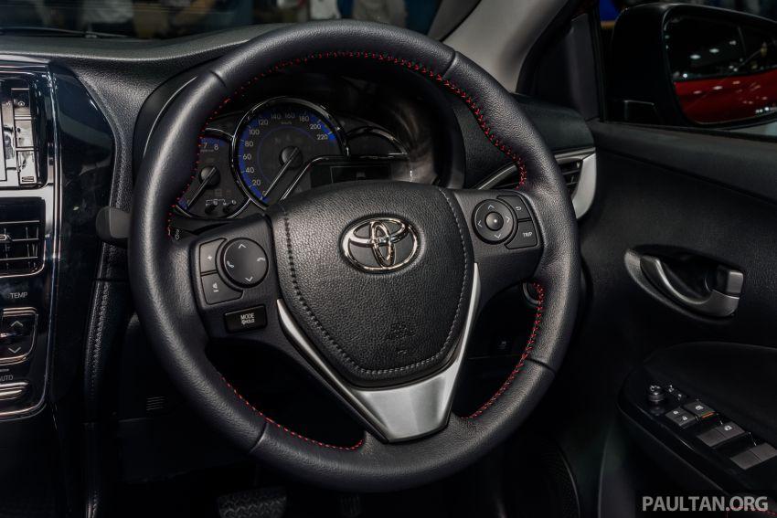 Toyota Vios (Yaris Ativ) máy 1.2L VVT-iE mới ra mắt tại Thái Lan - 13