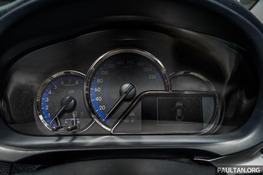 Toyota Vios (Yaris Ativ) máy 1.2L VVT-iE mới ra mắt tại Thái Lan - 14