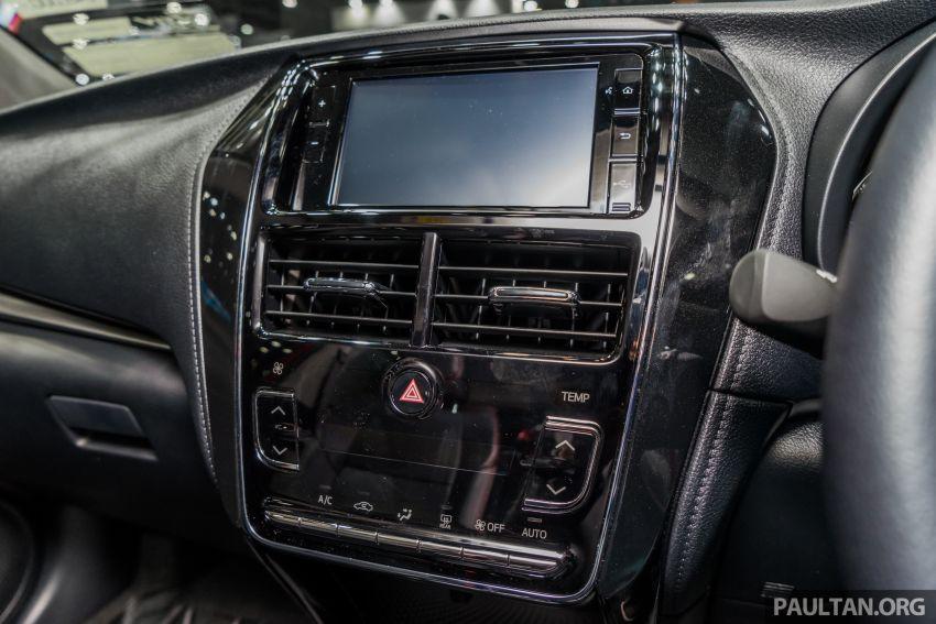 Toyota Vios (Yaris Ativ) máy 1.2L VVT-iE mới ra mắt tại Thái Lan - 16