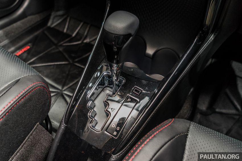Toyota Vios (Yaris Ativ) máy 1.2L VVT-iE mới ra mắt tại Thái Lan - 17
