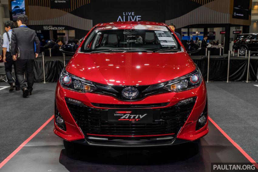 Toyota Vios (Yaris Ativ) máy 1.2L VVT-iE mới ra mắt tại Thái Lan - 4