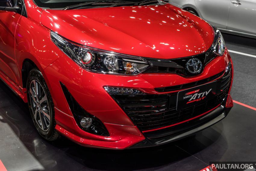 Toyota Vios (Yaris Ativ) máy 1.2L VVT-iE mới ra mắt tại Thái Lan - 6