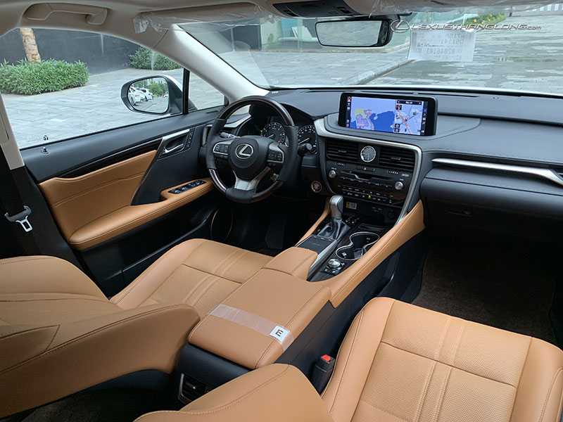 Lexus RX 350 2020 về Việt Nam - 2