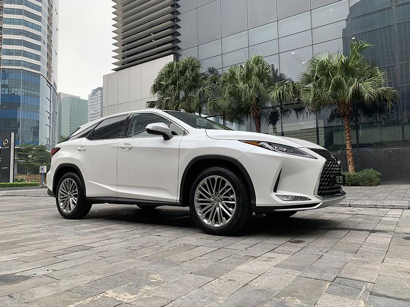 Lexus RX 350 2020 về Việt Nam - 5