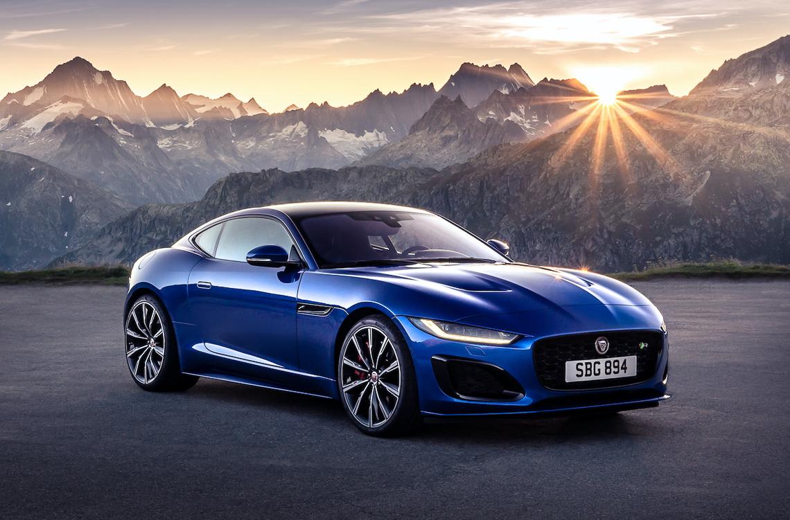 Jaguar F-Type 2021 chính thức ra mắt thế giới - 2
