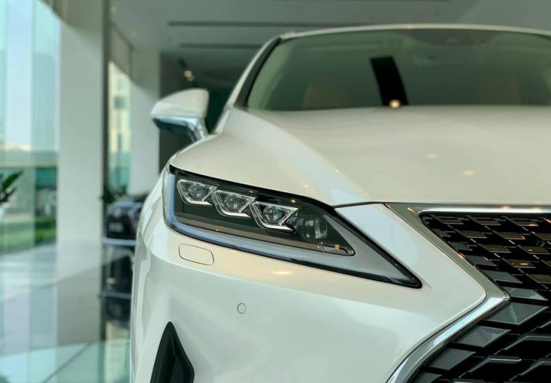 Lexus RX 350 2020 về Việt Nam - 4