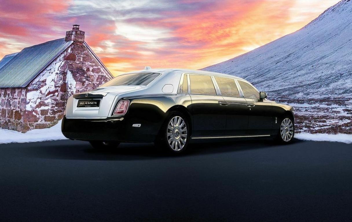 Rolls-Royce Phantom VIII qua bàn tay hãng độ Klassen với mức giá lên đến 3,3 triệu USD - 2