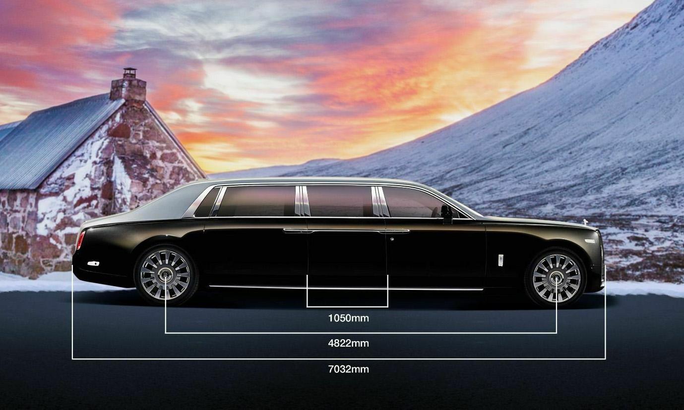 Rolls-Royce Phantom VIII qua bàn tay hãng độ Klassen với mức giá lên đến 3,3 triệu USD - 6