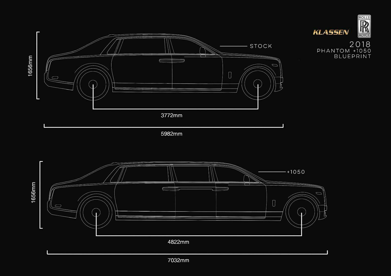 Rolls-Royce Phantom VIII qua bàn tay hãng độ Klassen với mức giá lên đến 3,3 triệu USD - 7