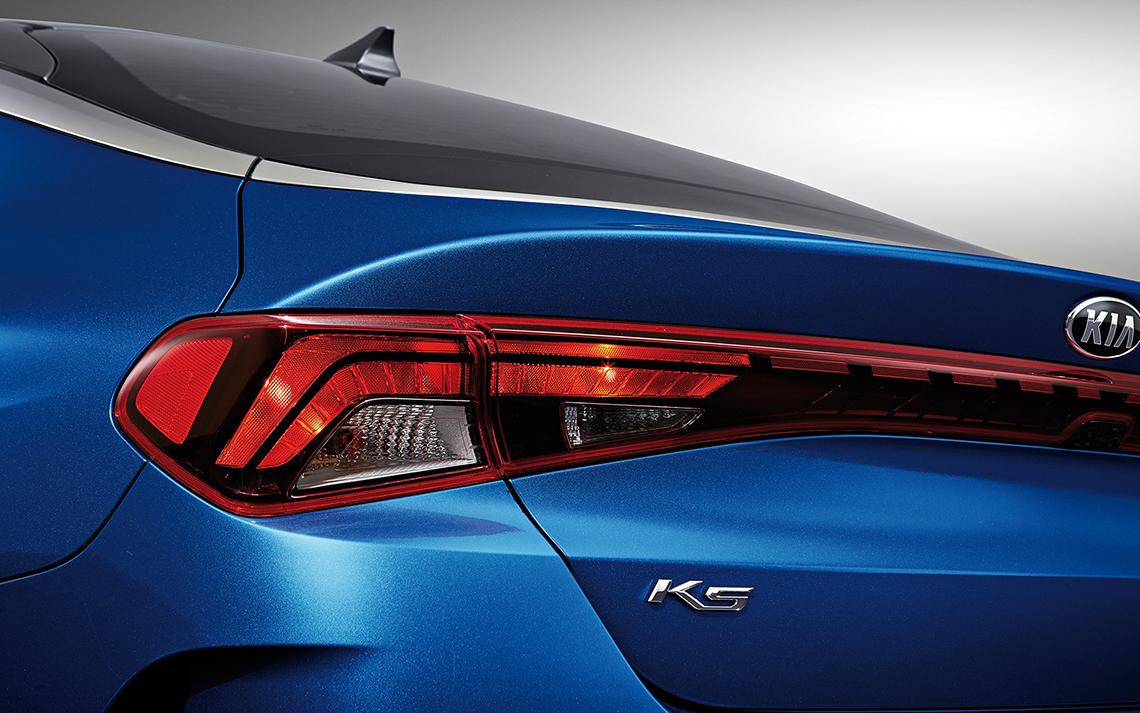 Kia K5 GT 2021 động cơ 2.5 tăng áp - 25