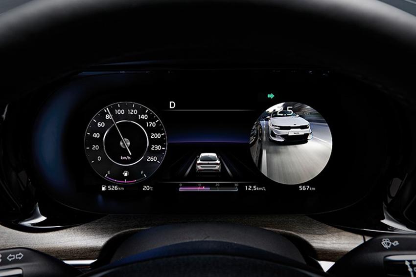 Kia K5 GT 2021 động cơ 2.5 tăng áp - 30