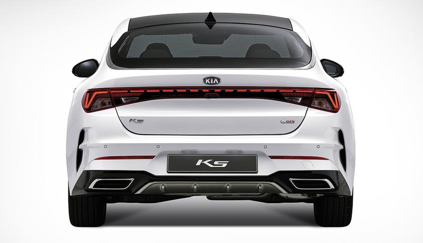 Kia K5 GT 2021 động cơ 2.5 tăng áp - 7