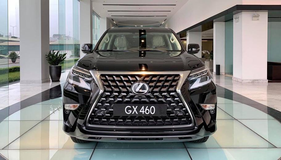 Lexus GX 460 2020 về đại lý - 5