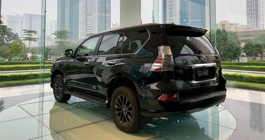 Lexus GX 460 2020 về đại lý - 6