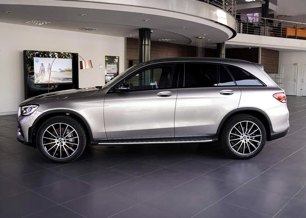 thông tin về trang bị trên Mercedes-Benz GLC 300 - 14
