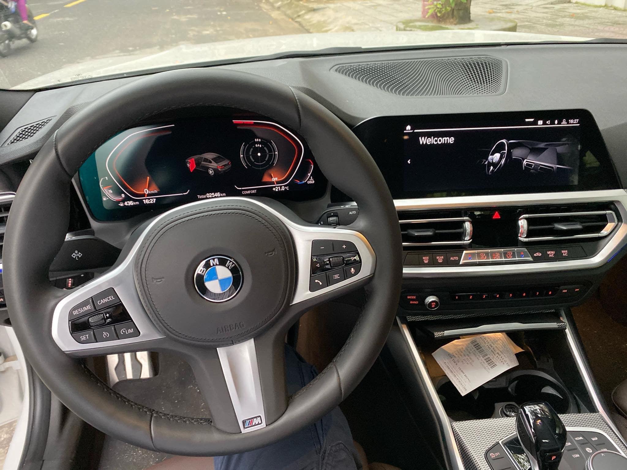 BMW 330i M-Sport 2019 - 2