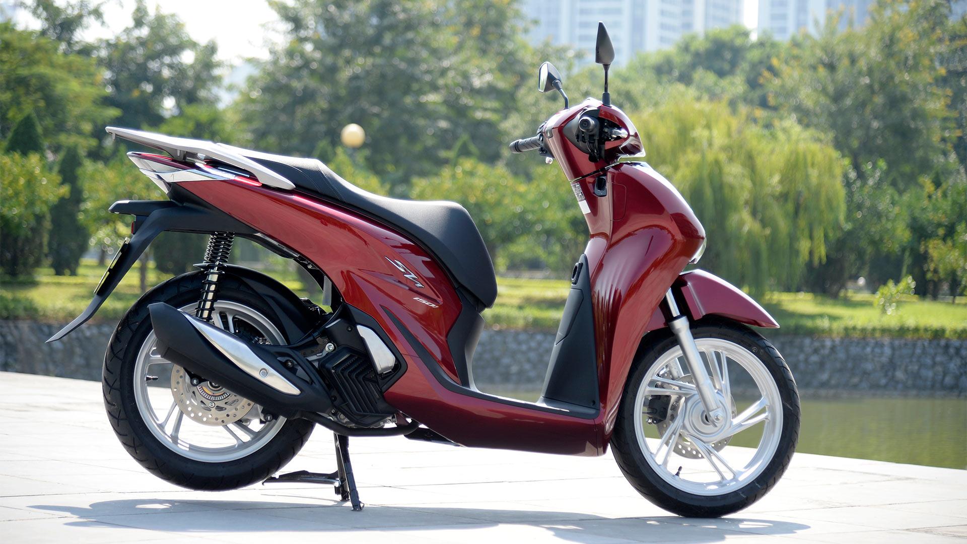 Honda công bố ngày chính thức bán SH 150i 2020 tại Việt Nam - 2