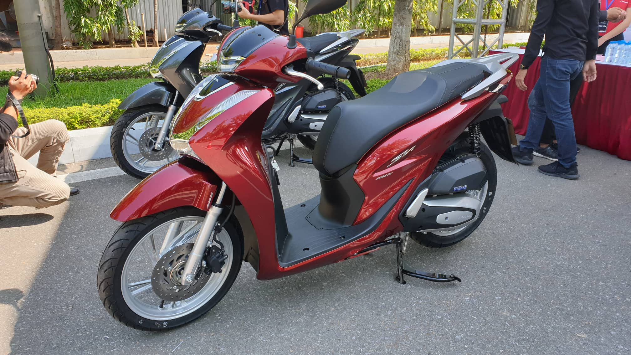 Honda công bố ngày chính thức bán SH 150i 2020 tại Việt Nam - 3