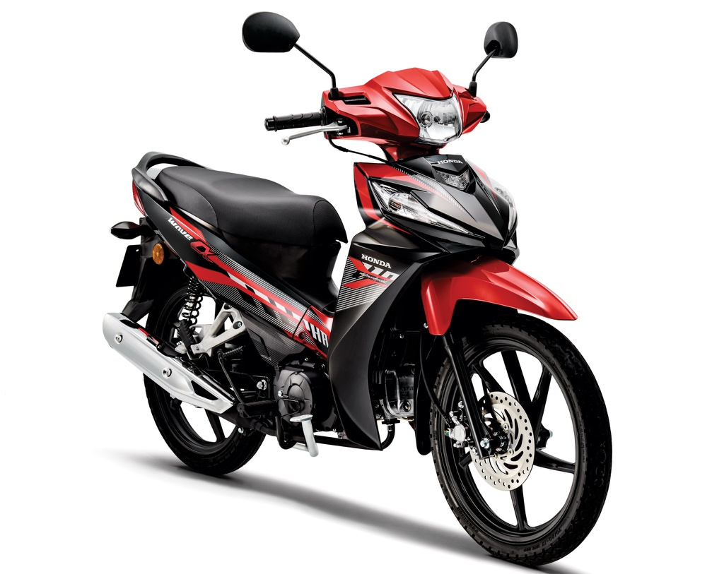 Honda Wave Alpha 2020 - 5