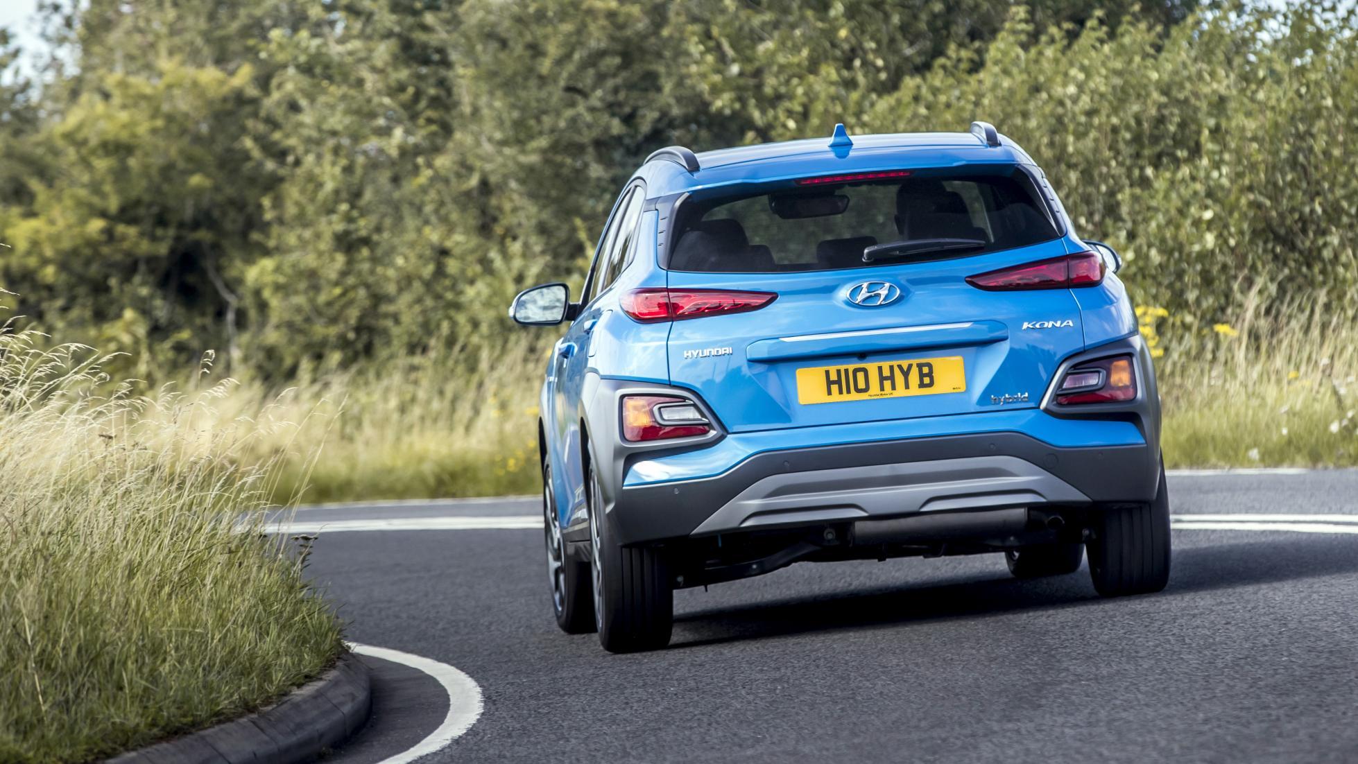 Hyundai Kona sẽ có thêm phiên bản Hybrid tại châu Âu - 2