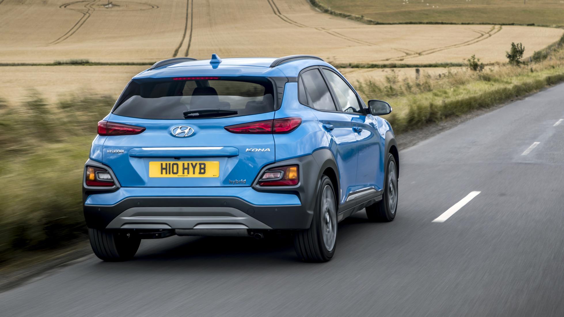 Hyundai Kona sẽ có thêm phiên bản Hybrid tại châu Âu - 5