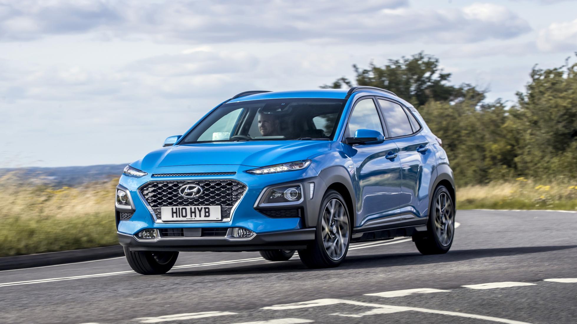 Hyundai Kona sẽ có thêm phiên bản Hybrid tại châu Âu - 6