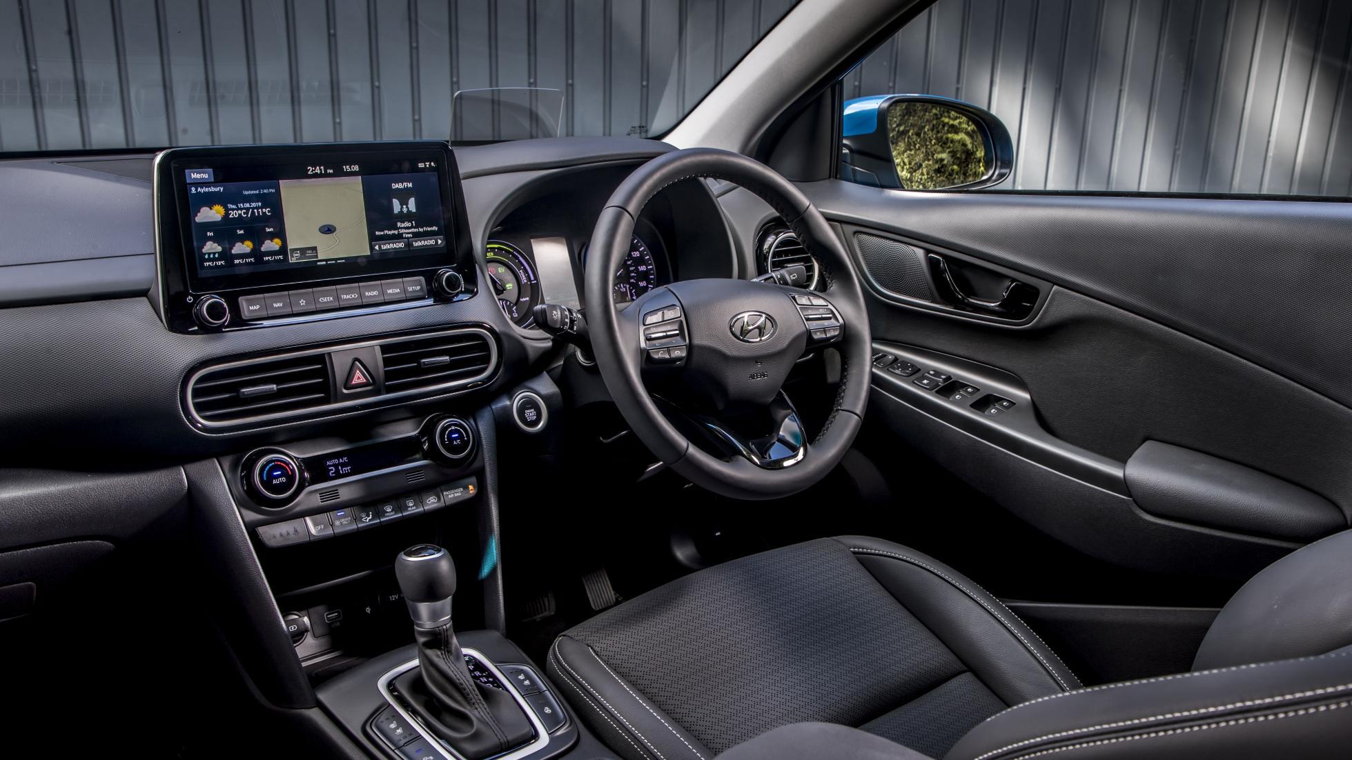 Hyundai Kona sẽ có thêm phiên bản Hybrid tại châu Âu - 9