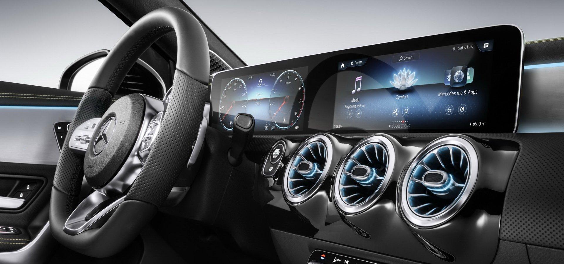 Mercedes-Benz giới thiệu 10 tính năng công nghệ hàng đầu trong năm 2019 - 0