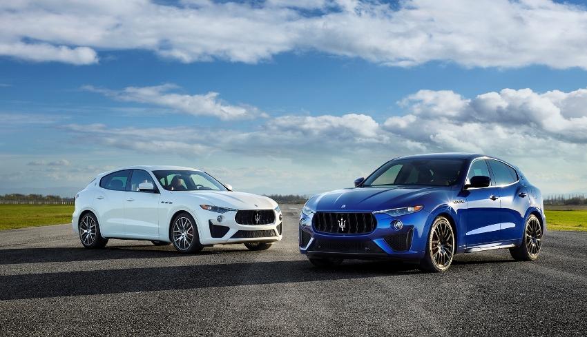 mức ưu đãi xe Maserati Levante