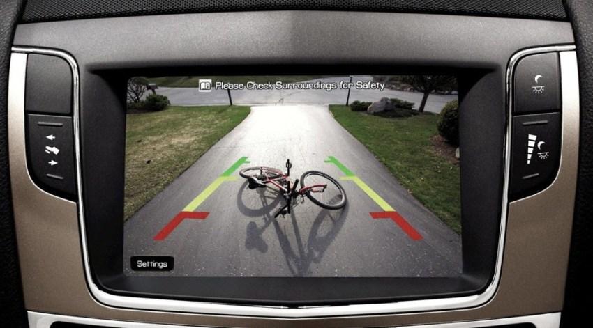 những trang bị an toàn cho xe ôtô