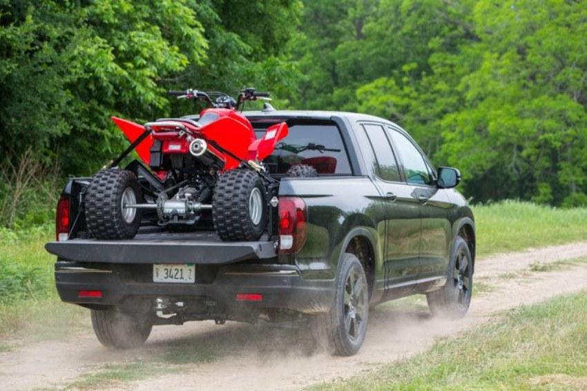 xe bán tải Honda Ridgeline 2020