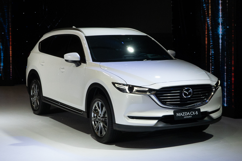 Bảng giá xe Mazda tháng 01-2020