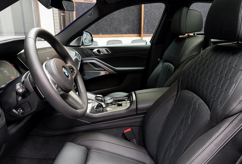 BMW X6 M50i phiên bản Riverside Blue - 10