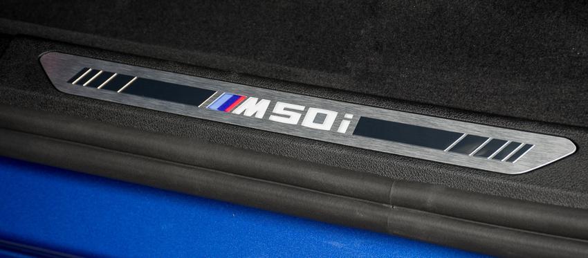 BMW X6 M50i phiên bản Riverside Blue - 12