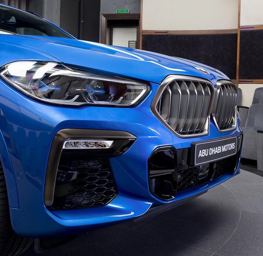 BMW X6 M50i phiên bản Riverside Blue - 18