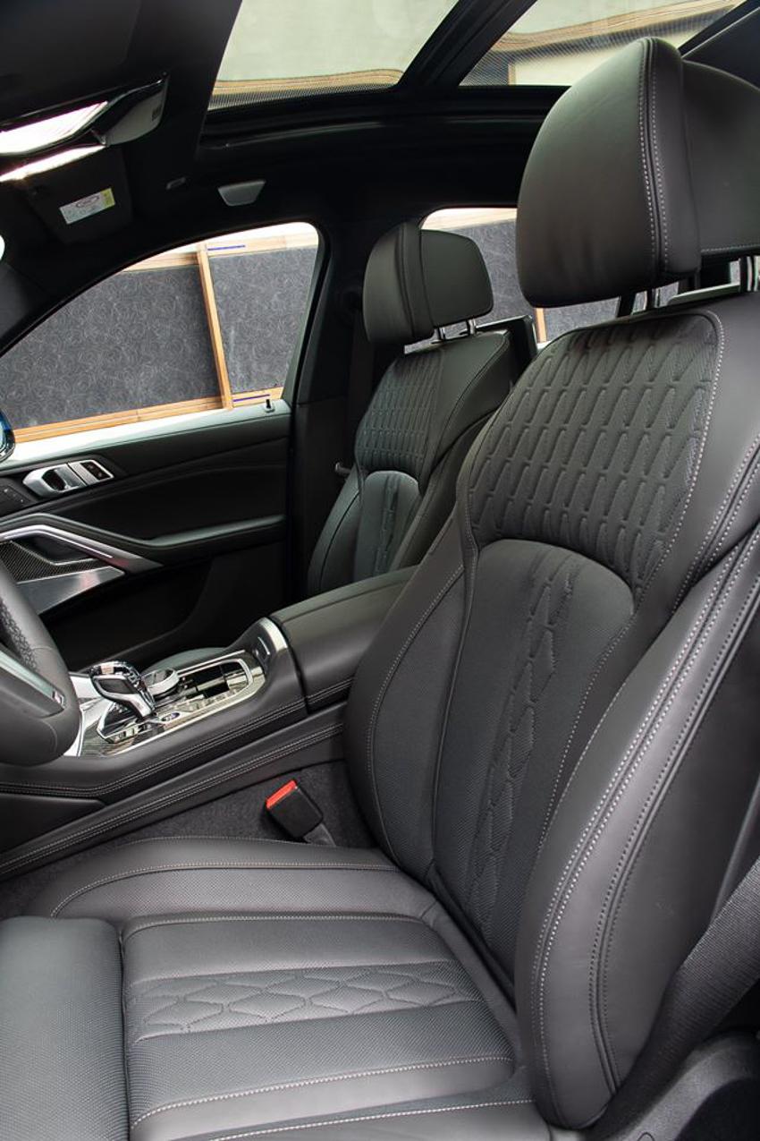 BMW X6 M50i phiên bản Riverside Blue - 24