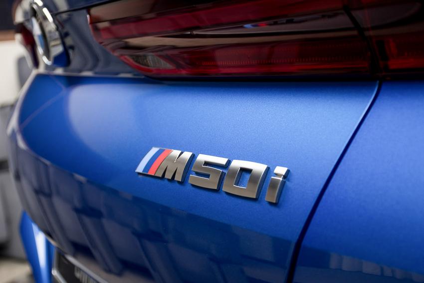 BMW X6 M50i phiên bản Riverside Blue - 03