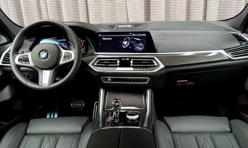BMW X6 M50i phiên bản Riverside Blue - 08