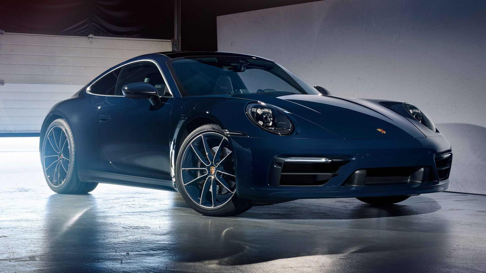 Ra mắt Porsche 911 phiên bản đặc biệt Belgian Legend - 2