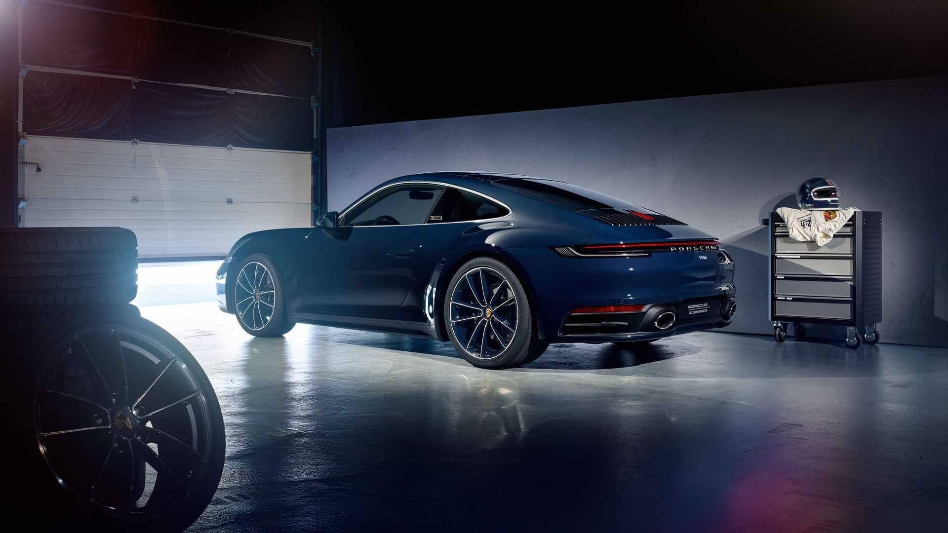 Ra mắt Porsche 911 phiên bản đặc biệt Belgian Legend - 3