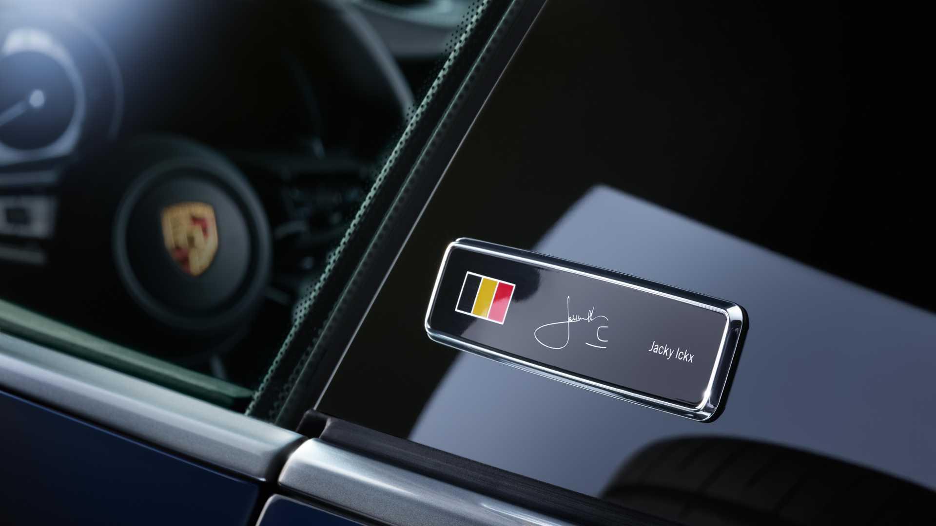 Ra mắt Porsche 911 phiên bản đặc biệt Belgian Legend - 4