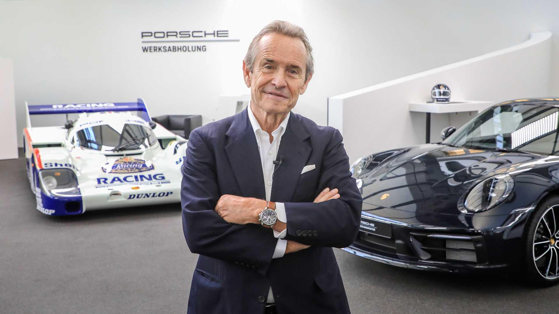 Ra mắt Porsche 911 phiên bản đặc biệt Belgian Legend - 5
