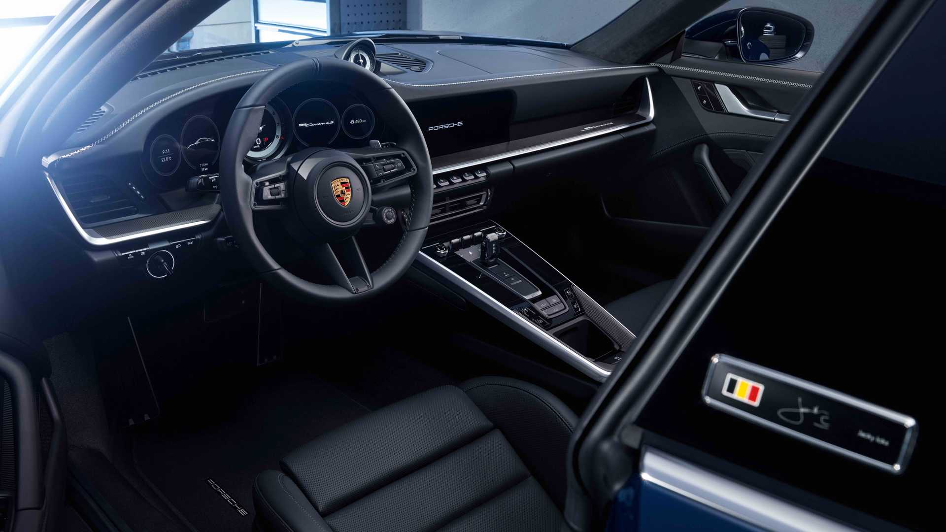 Ra mắt Porsche 911 phiên bản đặc biệt Belgian Legend - 6