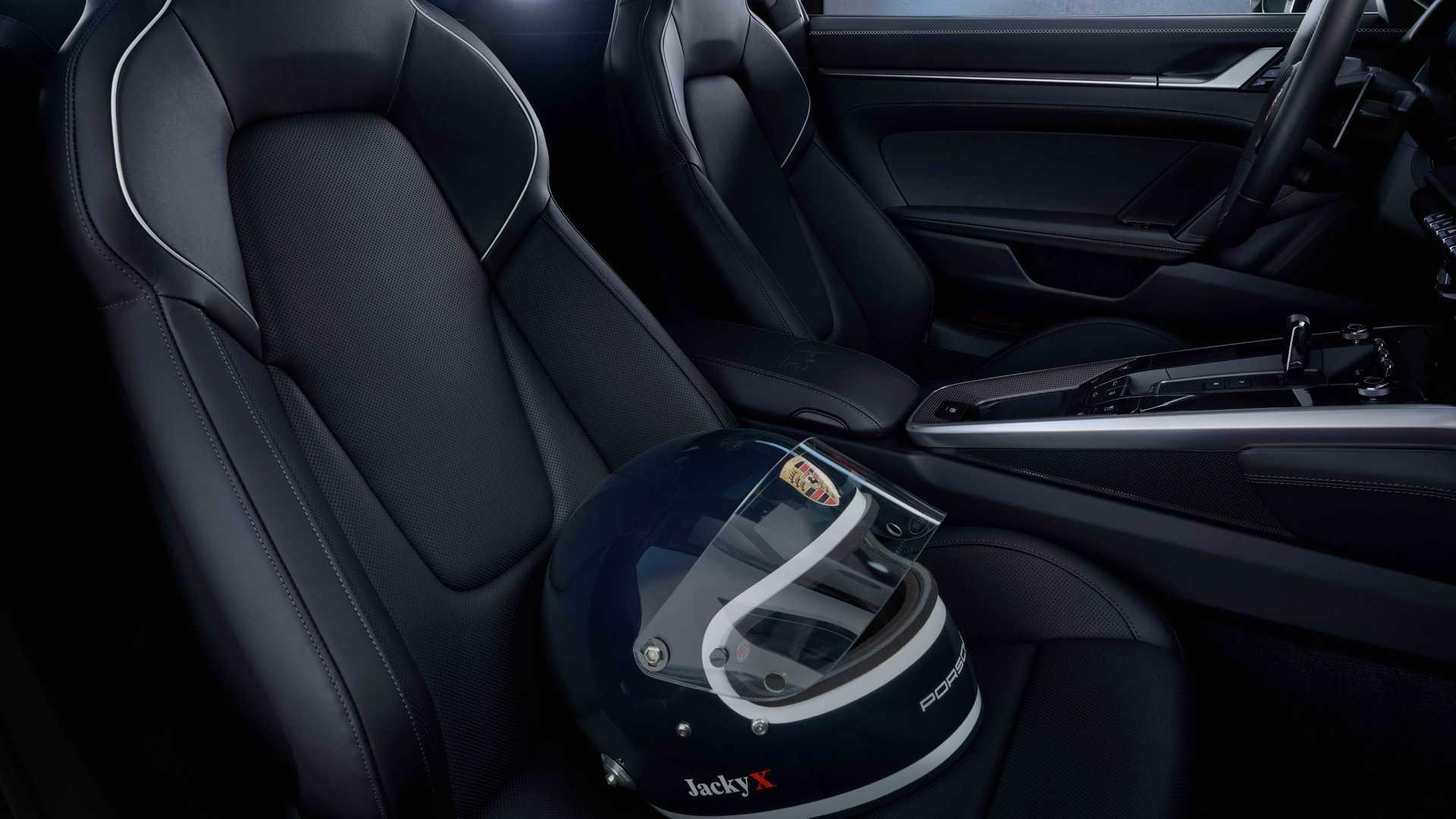 Ra mắt Porsche 911 phiên bản đặc biệt Belgian Legend - 7