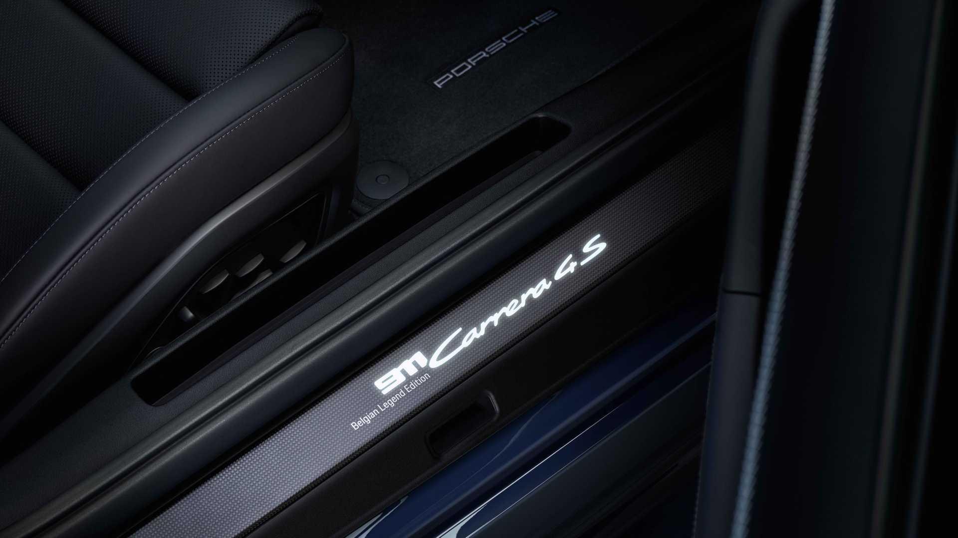 Ra mắt Porsche 911 phiên bản đặc biệt Belgian Legend - 10